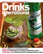 Drinks International - August 2009