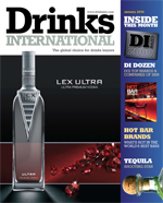 Drinks International - January 2010