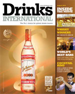 Drinks International - August 2010