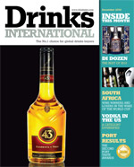 Drinks International - December 2010
