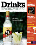 Drinks International - July 2010