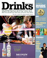 Drinks International - October 2011