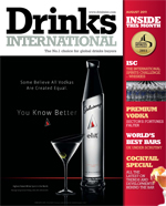 Drinks International - August 2011