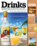 Drinks International - January 2011