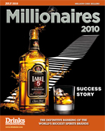 Drinks International - Millionaires supplement 2010