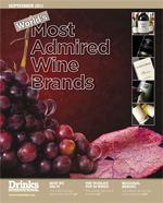 Drinks International - Most Admired Wines 2011 supplement