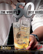 Drinks International - The World's 50 Best Bars supplement 2011