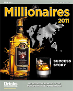 Drinks International - Millionaires 2011 supplement