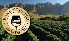 Wine Tourism Awards 2013 from Drinks International