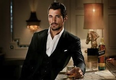 Gandy Johnnie Walker Blue Label