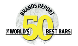 World's 50 Best Bars Brands Report: Dry Martini