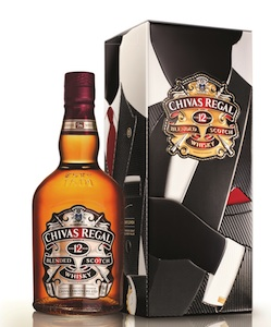 Chivas 12 Made for Gentlemen