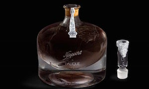 Niepoort in Lalique 1863 decanter