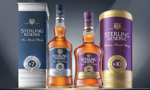 Allied Blenders & Distillers Sterling Reserve