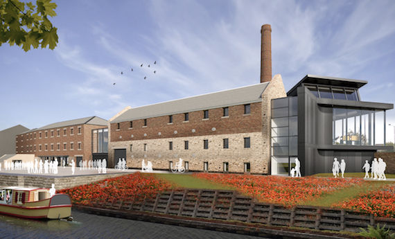 Ian Macleod Distillers rebuilds Rosebank Distillery