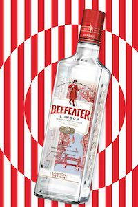 Beefeater Gin British gin exports WSTA