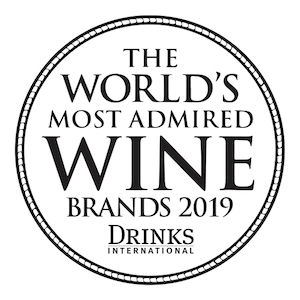 The World's Most Admired Wine Brand 2019