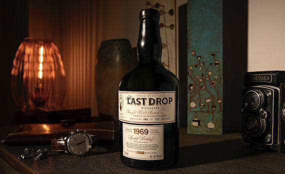 Last Drop Distillers 1969 Glenrothes Single Malt