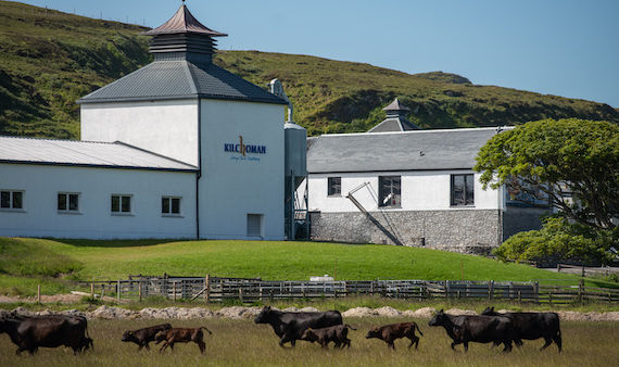 kilchoman distillery expansion islay