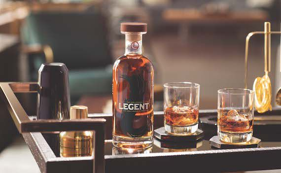 Beam Suntory launches legent