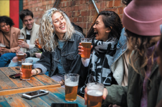 women in craft beer industry