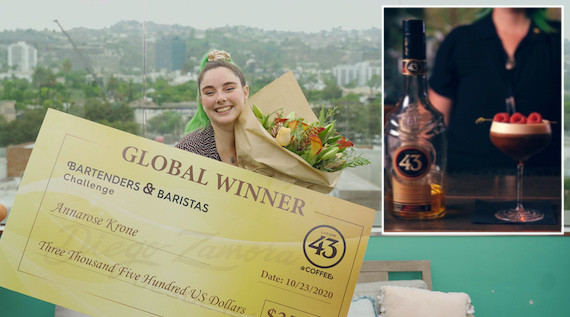 Licor 43 Bartenders and Baristas Challenge