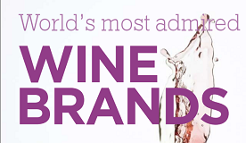World's Most Admired Wine Brands