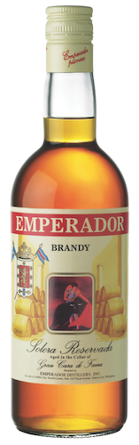 the world's best selling brandy