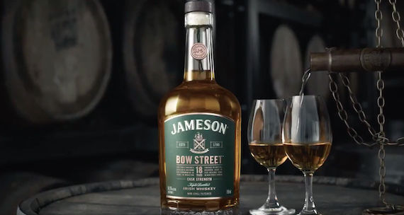 Jameson Bow Street 18 Year Old