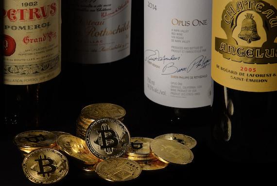 BTC Wine sees demand spike following Bitcoin bull run - Drinks International - The global choice for drinks buyers